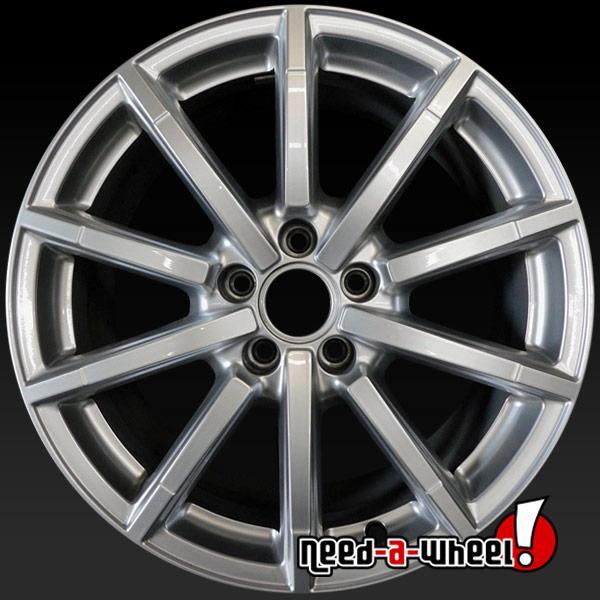 18x8 Audi A3 Oem Wheels 2015 2018 Silver Factory Alloy Rims 58949