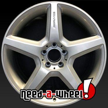 Mercedes CLS63 oem wheels rims 65375