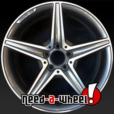 Mercedes C Class oem wheels rims 85373