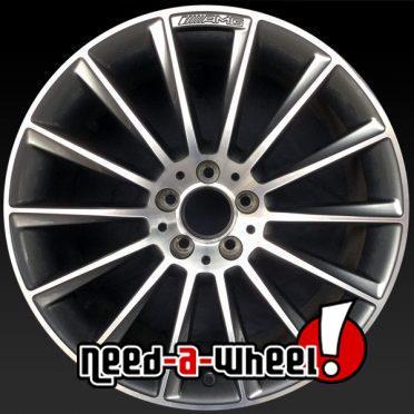 Mercedes CLS550 oem wheels rims 85437