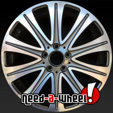 Mercedes CLA250 oem wheels rims 85572