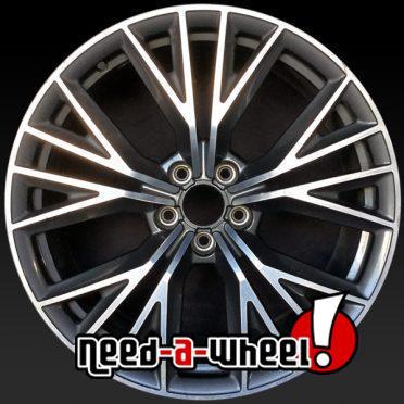 Audi A7 oem wheels rims 58983