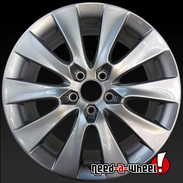 Honda Factory Rims >> 2008 2011 Honda Accord Oem Wheels For Sale 18 Silver Stock Rims 63937
