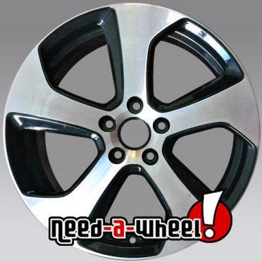 Volkswagen VW Golf oem wheels rims 69980