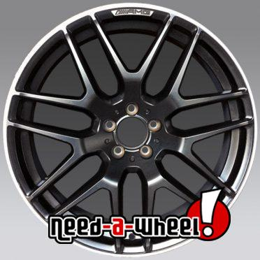 Mercedes GLE Class oem wheels rims 85489