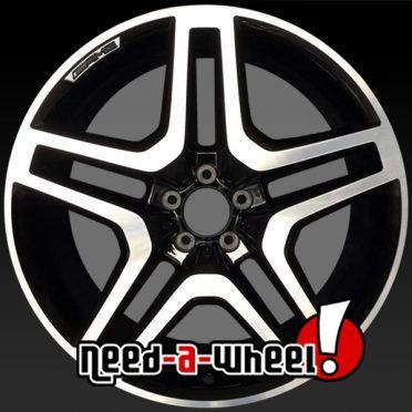 Mercedes GLS550 oem wheels rims 85274