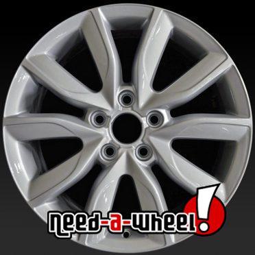 Audi A3 oem wheels rims 58832