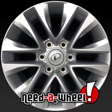 Lexus GX460 oem wheels rims 74297