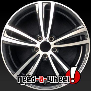 BMW 320i oem wheels rims 86087