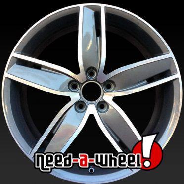 Audi A3 oem wheels rims 58950