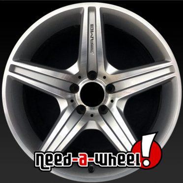 Mercedes CLS550 oem wheels rims 85004