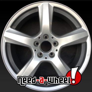 Mercedes CLS550 oem wheels rims 85233
