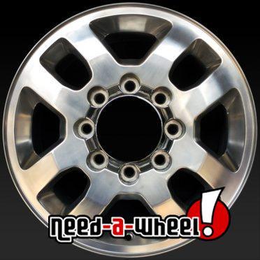 Chevy Silverado 2500 3500 oem wheels rims 5502