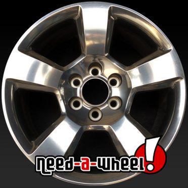Chevy Silverado oem wheels rims 5652