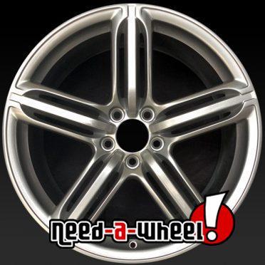 Audi S6 oem wheels rims 58877