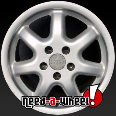 Audi A4 oem wheels rims 58719