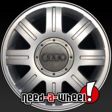 Audi A8 oem wheels rims 58720
