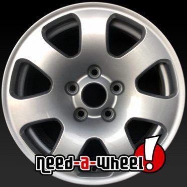 Audi A4 oem wheels rims 58745