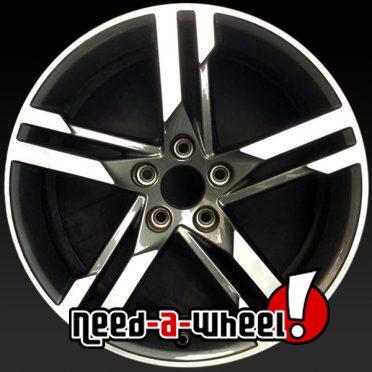 Audi A4 oem wheels rims 59002