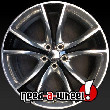 Dodge Charger oem wheels rims 2545