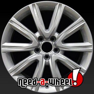 Audi A6 oem wheels rims 58895
