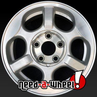 Nissan Quest oem wheels rims 62365