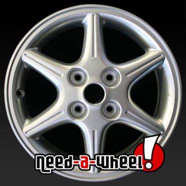Nissan Sentra oem wheels rims 62383