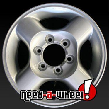 Nissan Xterra oem wheels rims 62384