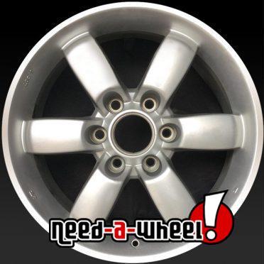 Nissan Titan oem wheels rims 62489