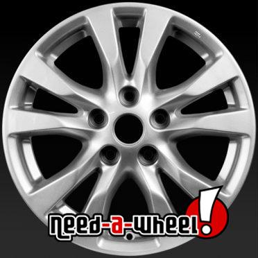 Nissan Altima oem wheels rims 62718