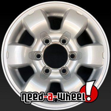 Nissan Frontier oem wheels rims 62363