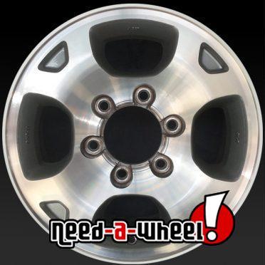 Nissan Xterra oem wheels rims 62381