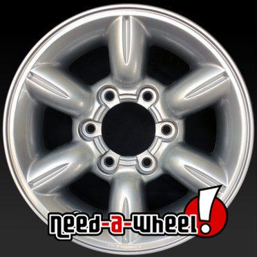 Nissan Frontier oem wheels rims 62393