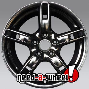 Porsche Boxster oem wheels rims 67396