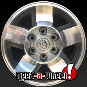 Toyota FJ Cruiser oem wheels rims 69532