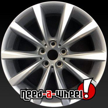 BMW 740i oem wheels rims 86272