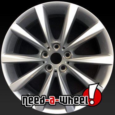 BMW 740i oem wheels rims 86272