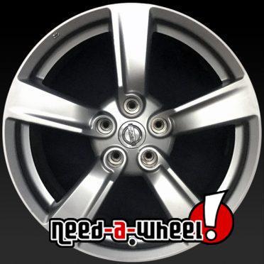 Nissan 370Z oem wheels rims 62523