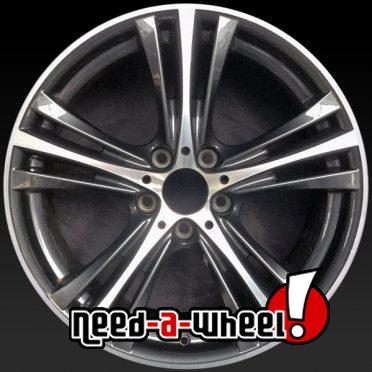 BMW 430i oem wheels rims 86405