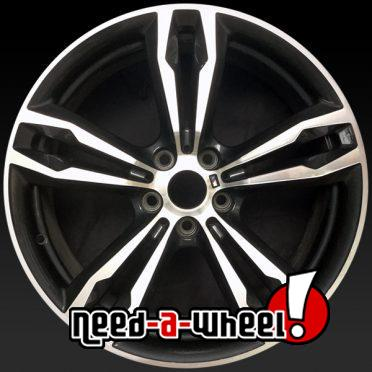 BMW X1 oem wheels rims 86219
