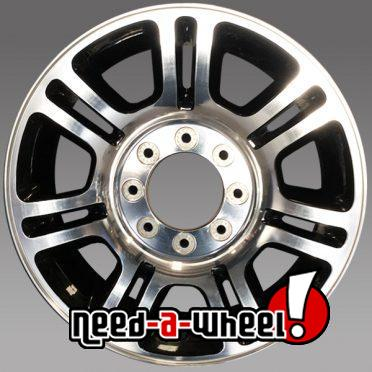 Ford F250 F350 wheels oem 3951