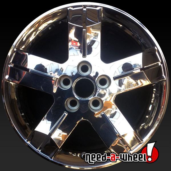 "18x7"" GMC Terrain Oem Wheels 2012-2013 Chrome Rims 5544"