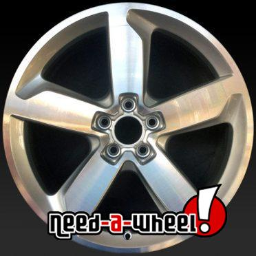 Audi Q5 oem wheels rims 58847