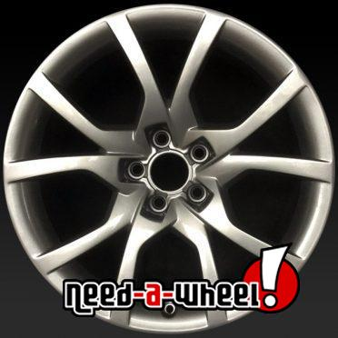 Audi A5 oem wheels rims 58890