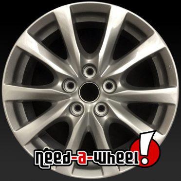 Mazda 6 oem wheels rims 64957