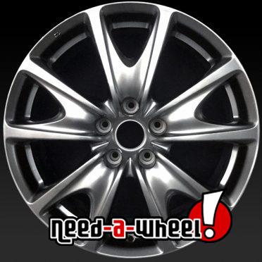 Infiniti G37 oem wheels rims 73717