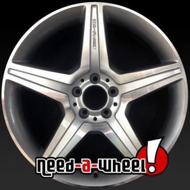 Mercedes S Class oem wheels rims 85118