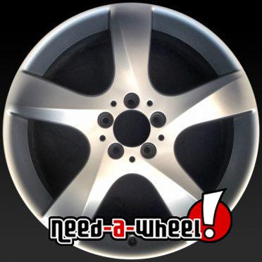 Mercedes R350 oem wheels rims 85157