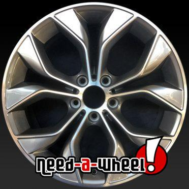 BMW X Series oem wheels rims 86103