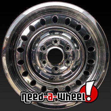 Nissan Titan oem wheels rims 62491